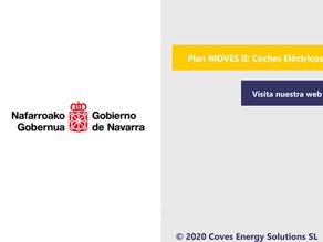 [Novedades] Navarra se suma a la convocatoria del Plan MOVES 2020