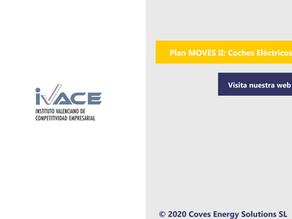 [Plan MOVES 2020] La Comunidad Valenciana aprueba las ayudas para instalar puntos de recarga