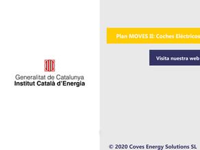 [Novedades] La Generalitat de Cataluña aprueba el Plan MOVES II - 2020