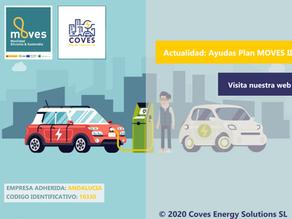 [Plan MOVES II] Andalucía publica la convocatoria de ayudas para fomentar la movilidad sostenible