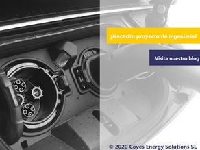 [Recarga Doméstica] Instalar un cargador de coche eléctrico en el parking de tu domicilio.