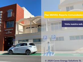 [Ayudas IVACE 2021] Instalación de puntos de recarga en la Comunidad Valenciana
