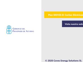 [Actualidad] El Plan MOVES 2020 llega al Principado de Asturias