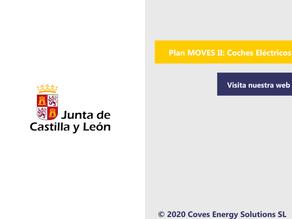 [Actualidad] La junta de Castilla y León publica las bases del Plan MOVES 2020