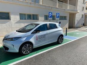 [Ayudas IVACE 2020] Instalación de puntos de recarga en la Comunidad Valenciana