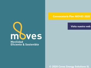 [Ayudas] El gobierno prevé la aprobación del Plan MOVES 2020 para finales de mayo.