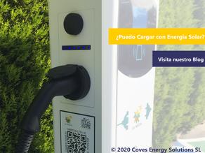 [Preguntas Frecuentes] ¿Puedo recargar mi coche eléctrico con energía solar?