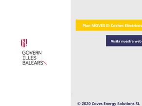 [Subvenciones 2020] Baleares publica la convocatoria de ayudas Plan MOVES II