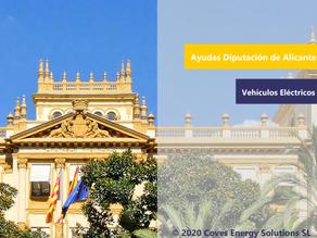 [Movilidad Eléctrica] La Diputación de Alicante suministrará vehículos eléctricos a sus municipios