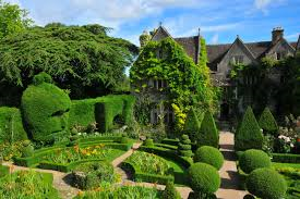 Abbey house gardens BBQ Wedding