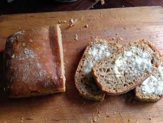First sourdough breads