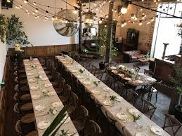 Wedding at the Asylum and the Clapton country club