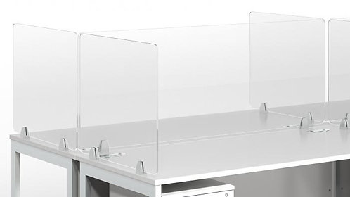 Acrylic Desk Centre Screen