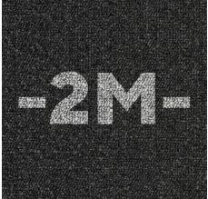 2M Carpet Tiles - 10 Pack
