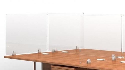 Acrylic Desk End Screen