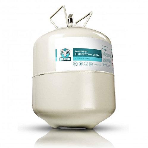 Ramsol Sanitiser Spray 22L