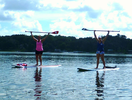 Learn how to Paddle Board in Lake County