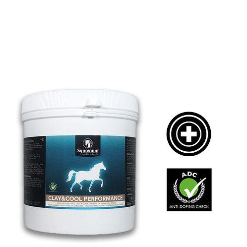 Synovium® Clay & Cool