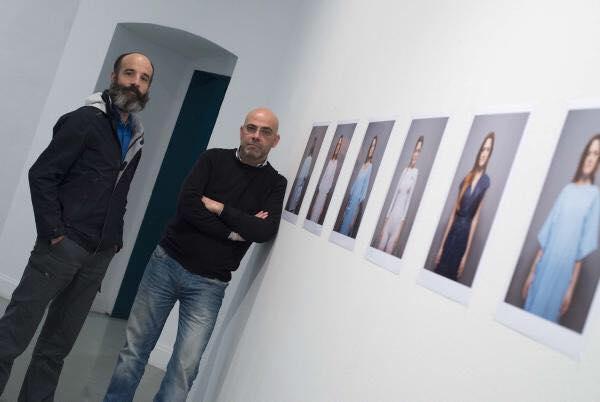 Comisarios de la exposición