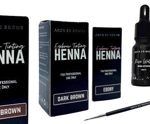 Henna Tinting Kit