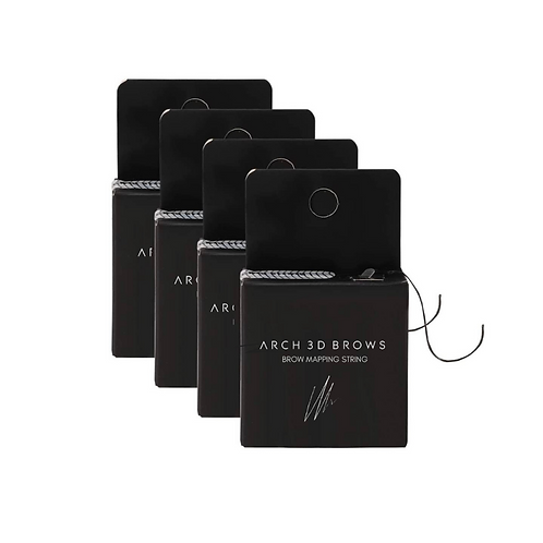 Pre-inked Brow Mapping String (BLACK)