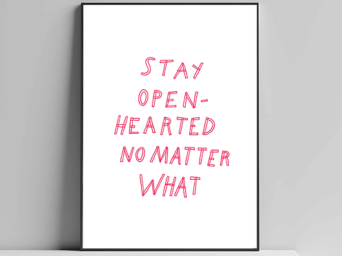 Open Hearted