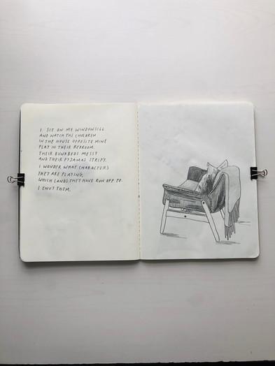 Isolation Diaries