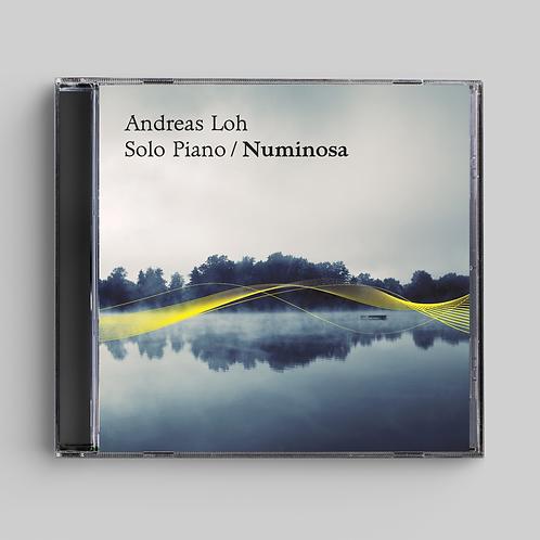 CD SOLO PIANO – NUMINOSA