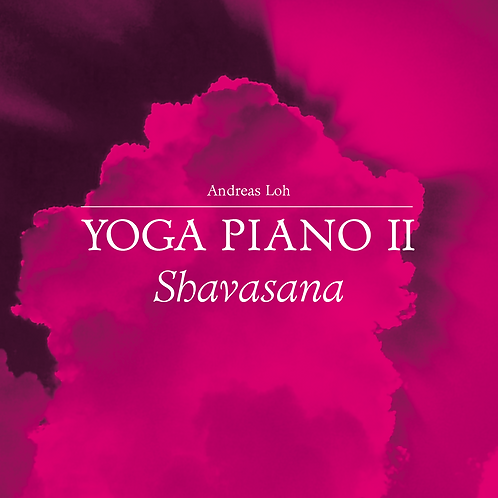 CD YOGA PIANO II Shavasana