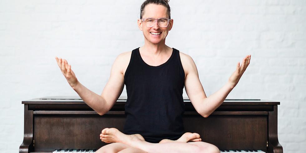 """Yoga Piano Special - """"Eine musikalische Reise zu dir Selbst"""""""
