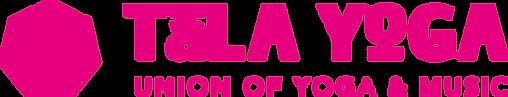 Logo_TALAYOGA_nebeneinander_magenta.png