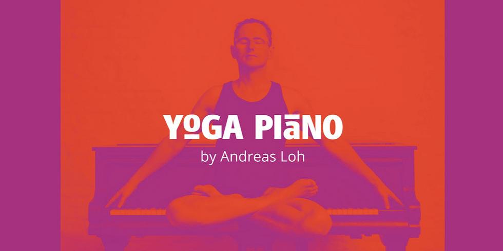 BERLIN - Eternal Yoga Piano Soundbath