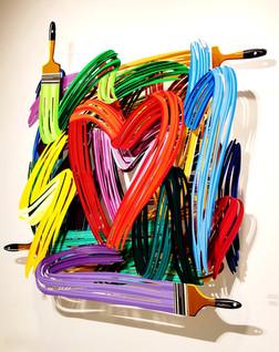 Graffiti Heartist