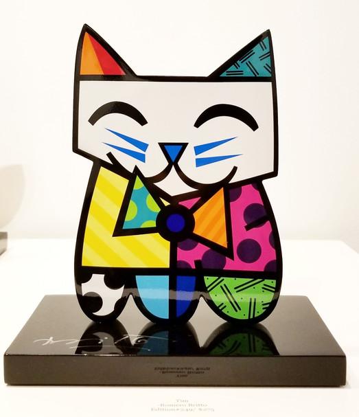 TIM Limited Edition Sculpture