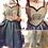 Thumbnail:  Disney Secret Honey Frozen Anna skater dress