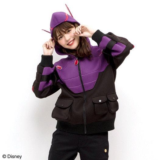 Pre-order item: Secret Honey x Hiro Hamada jacket