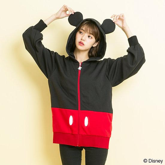 Secret Honey Mickey and Minnie Parka $55 SALE