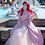 Thumbnail: Hana castle custom made little mermaid Ariel dinglehopper gown