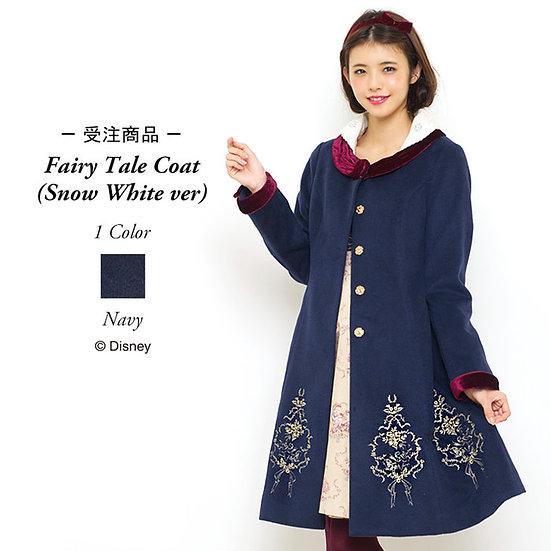 Secret Honey Snow White fairy tale coat