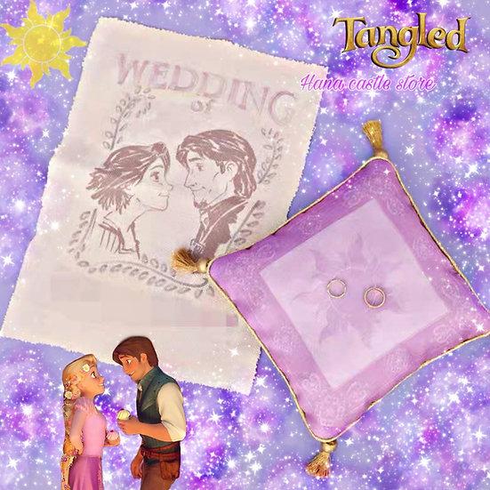 Secret Honey Rapunzel pillow or poster