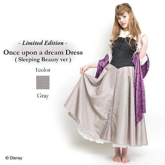 Secret Honey Sleeping Beauty Aurora Briar rose Once upon a dream Halloween dress