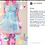Thumbnail: Japan Disney Secret Honey Little Mermaid Princess Ariel I will sing short dress