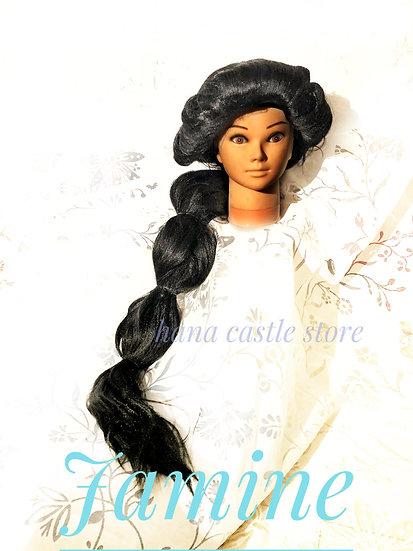 Disney Princess Aladdin Jasmine Wig