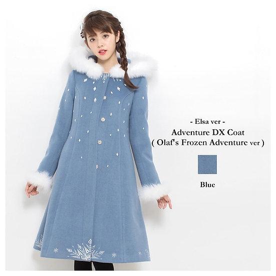 Secret honey Frozen Elsa adventure DX Coat (Olaf's Frozen Adventure ver)