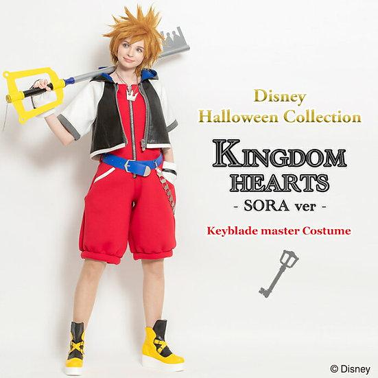 Secret Honey Disney kingdom heart keyblade master costume