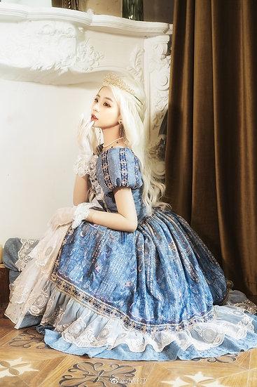 Sissi production Cinderella dress (preorder)