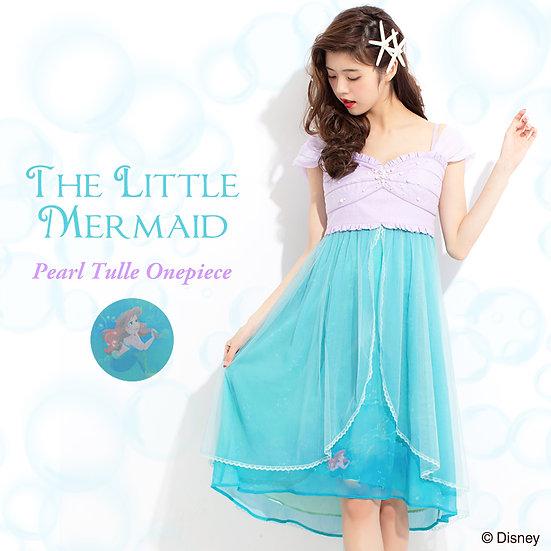 Secret Honey Ariel the little mermaid Pearl Tulle dress