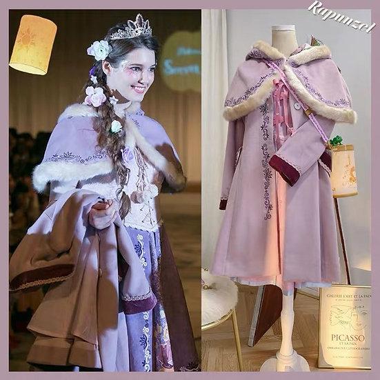 Secret Honey Rapunzel cape coat (1st ver)