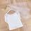 Thumbnail: Secret Honey Ariel wedding white  inner top