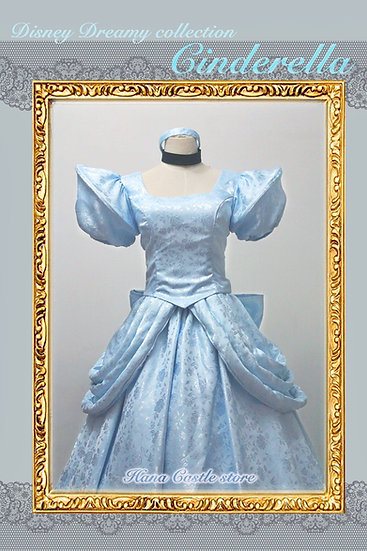 Dreamy collection cinderella dress
